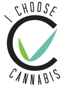 I Choose Cannabis Campaign Logo