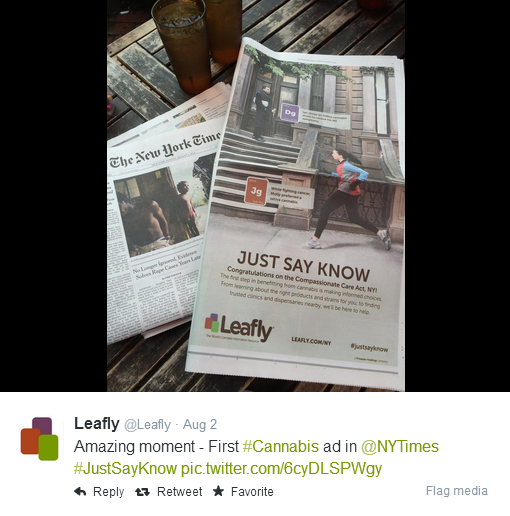 Leafly  Leafly  on Twitter